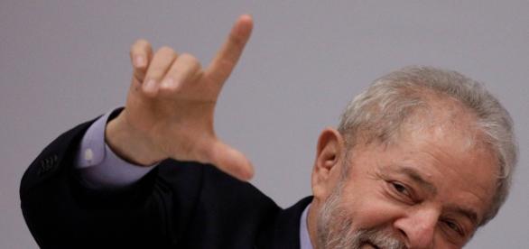 Ex-presidente da República Luiz Inácio Lula da Silva (Foto: Reprodução)