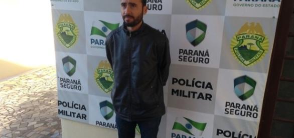 Detenção de Marcelo Gimenes Natel