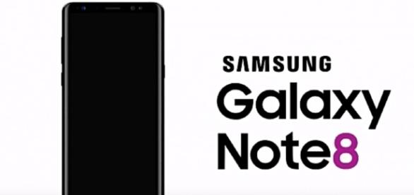 Galaxy Note 8 - YouTube/TechTalkTV Channel