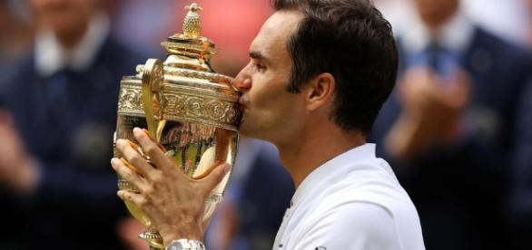 Histórico: Roger Federer vence a Marin Cilic y gana Wimbledon por ... - univision.com