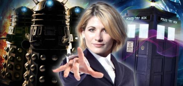Jodie Whittaker, a nova Doctor Who (Foto: Divulgação/Metro.co.uk)