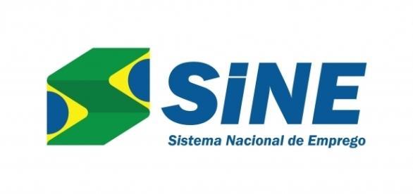 Logo SINE Sistema Nacional de Emprego