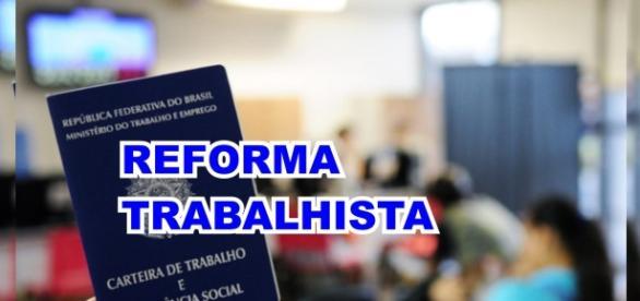 Saiba o que muda para o trabalhador brasileiro, com a Reforma Trabalhista (Foto: Reprodução)