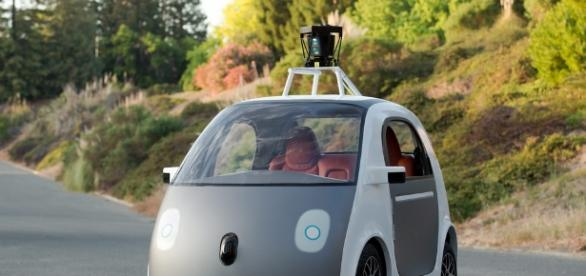 self driving car (smoothgroove72 flickr)