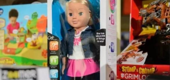 Boneca espiã pode monitorar vida pessoal (Foto: Reprodução)