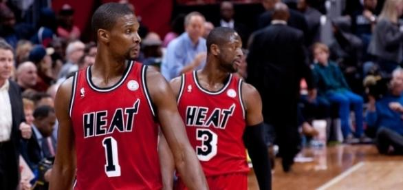 Chris Bosh is interested in returning to the NBA. Image Credit: Keith Allison / Flickr