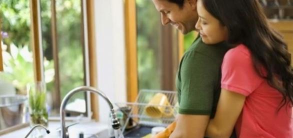 Coisas que só os casais felizes sempre fazem (Foto: Reprodução)