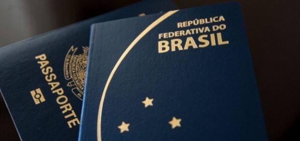 Emissão de passaportes será normalizada em cinco semanas, prometem as autoridades brasileiras. ( Foto: Reprodução)