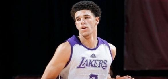 Lonzo Ball named MVP of the NBA Summer League - BBB Instagram
