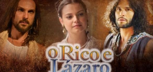 Novela 'O Rico e Lázaro' terá muitos casamentos no decorrer da trama (Foto: Reprodução)
