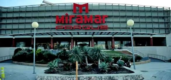 Photo Miramar Parque shopping center Fuengirola Image credit / YouTube/ Centro Comercial Miramar