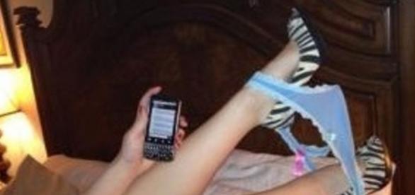 Sexting on line: la rivelazione choc di uno studio