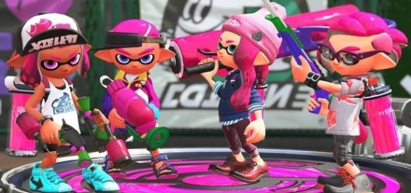 Splatoon 2 is another shooting game that allows users to fully customized their own character. [Image via Nintendo UK/Youtube Screenshot]