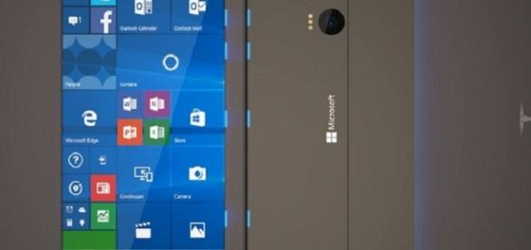 Surface Phone : [Image source: Pixabay.com]