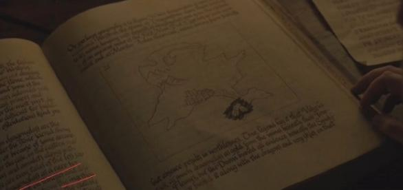 The hidden clue in Sam's forbidden book. Image - Bella 19 - YouTube