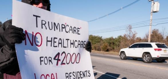 Trumpcare stößt nicht nur in der Bevölkerung auf heftigen Widerstand (Foto: flickr/John Flores)