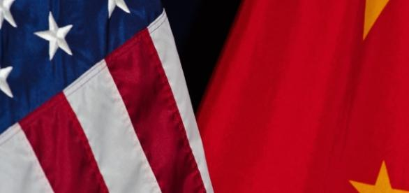 U.S. and China flags - U.S. Department of Agriculture/Flickr