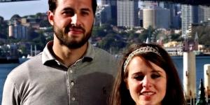 Jinger Duggar Vuolo & Husband Jeremy from social network