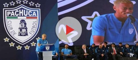 Pachuca presentó a sus refuerzos para la próxima temporada