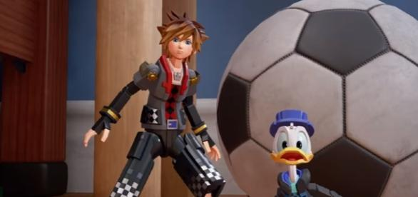 KINGDOM HEARTS III – D23 2017 Toy Story Trailer Image - Kingdom Hearts | YouTube