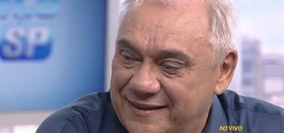 Marcelo Rezende está lutando muito contra o câncer