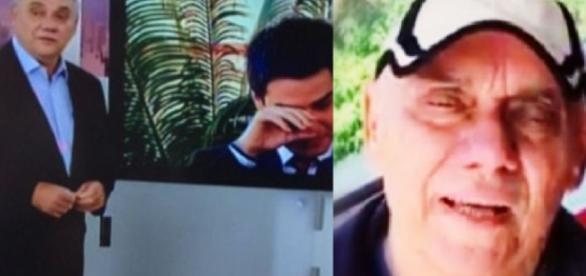 Marcelo Rezende nega morte, mas Record reduz programa dele - Google