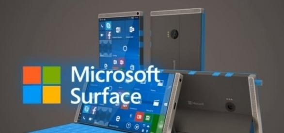 Microsoft Surface Phone may have found its way onto the internet in the form of a tweet -- Sudeep Pandey / YouTube