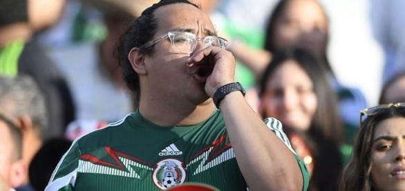 Nostalgia de la afición mexicana (vía Twitter - Marca)