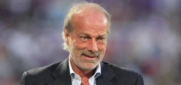 Walter Sabatini, coordinatore tecnico dell'Inter e delle società sportive legate al gruppo Suning