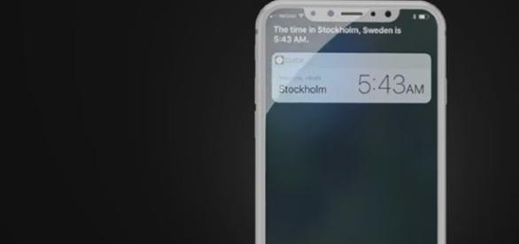 Apple Official iPhone 8 . Image credit | Conceptsiphone | Youtube