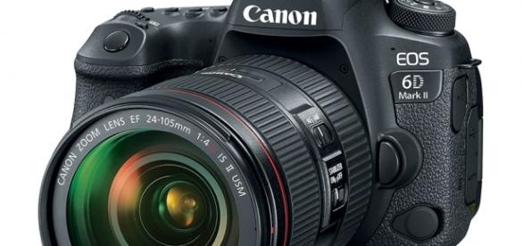 Canon will have new upgrades with their 6D Mark II [Image from Creative Factory/Youtube Screencap]
