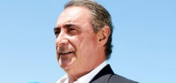 Carlos Herrera, periodista de la COPE