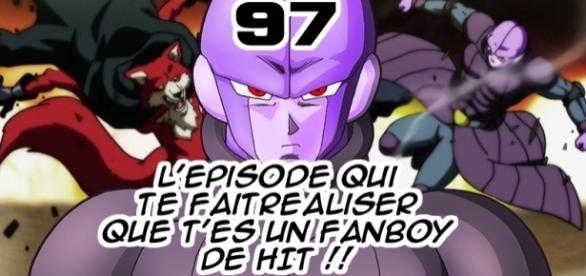 DBS 97: L'épisode qui te fait réaliser que t'es un fanboy de Hit !!