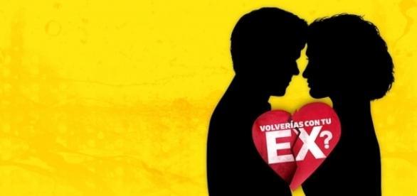 Logo del reality chileno 'Volverías con tu EX'