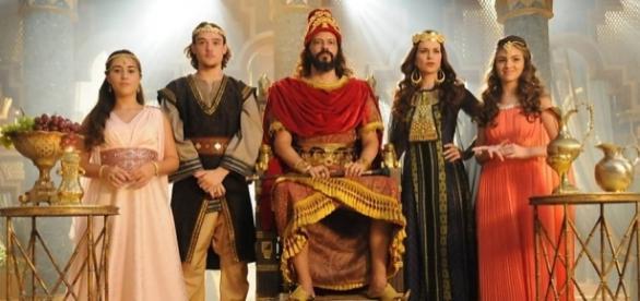 Novela 'O Rico e o Lázaro' da Record será substituída por 'Apocalipse'
