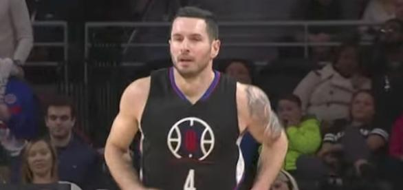 The Sixers have signed free agent JJ Redick to a one-year deal worth $23 million. [Image via NBA/YouTube]