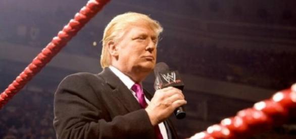 VIDEO: El día que Donald Trump peleó en la WWE | elsalvador.com - elsalvador.com
