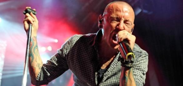 Chester Bennington - Wikimedia creative commons