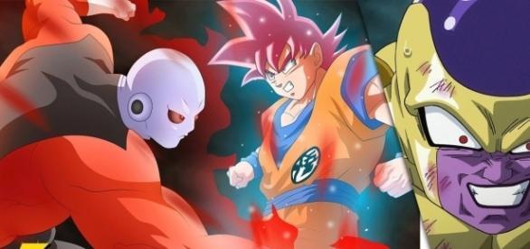 Freeza, Goku e Giren são os possíveis finalista do torneio do poder