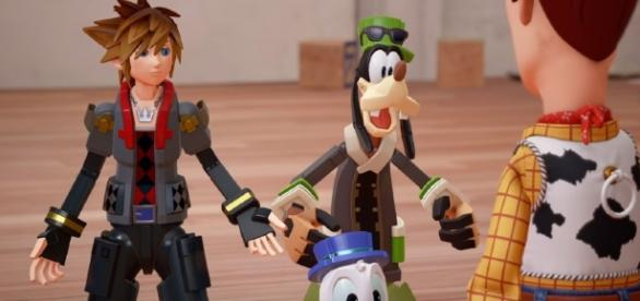 Kingdom Hearts 3 - YouTube/PlayStation Channel