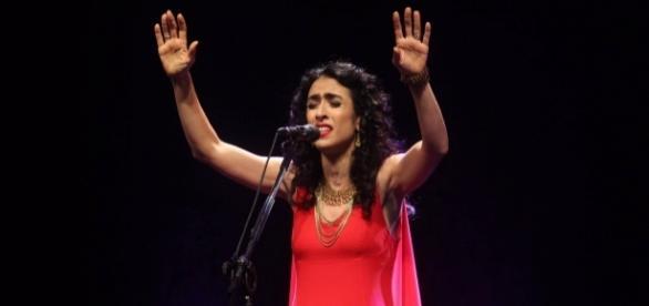 Marisa Monte, cantora diva da MPB