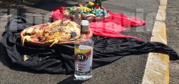 Moradores de Paderno Dugnano foram surpreendidos por macumba brasileira (Ilnotiziario)
