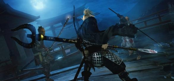Nioh screen grab taken via Youtube