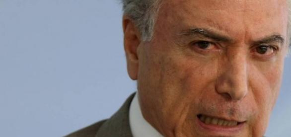 Temer promete afastar ministros denunciados na Lava Jato. (Foto: Reprodução)