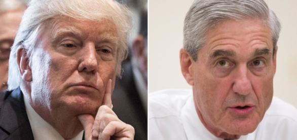 Trump (left), Mueller (right) captured on Bing Image - free to use license -theduran.com - Alex Christoforou