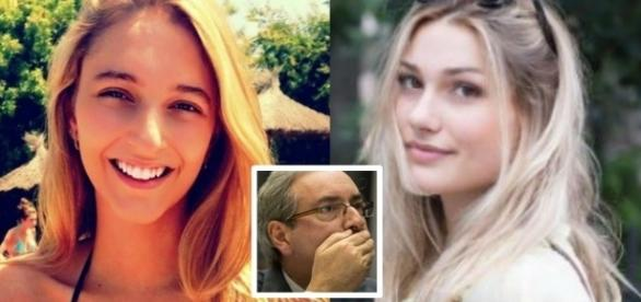 A relação de Sasha e a filha de Cunha - Google