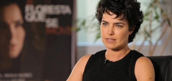 Ana Paula Arósio falou à Revista Cláudia sobre seu sumiço da TV. ( Foto: Reprodução)