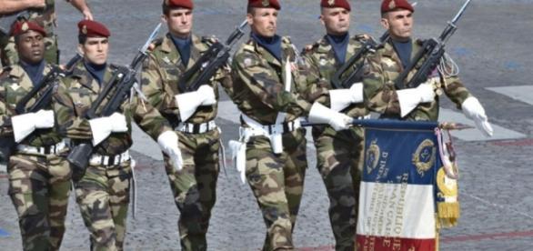 Combatentes a serviço da Legião Estrangeira