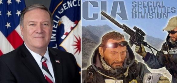 """Directorul CIA crede că Moscovei îi place """"să țină-n șah America"""" - Foto: colaj creative commons"""