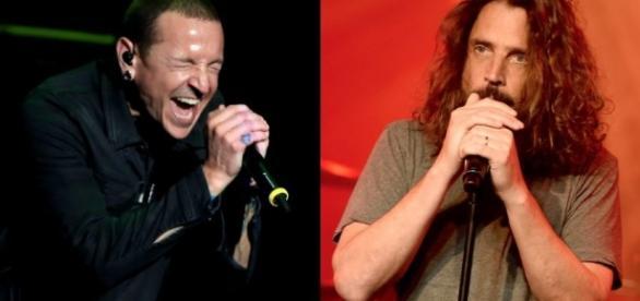 Dois grandes astros do rock se suicidaram